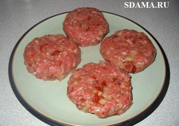 рецепт-гамбургера