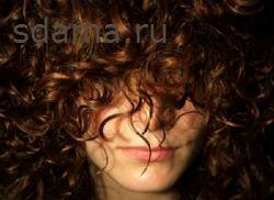 химия на кончики волос