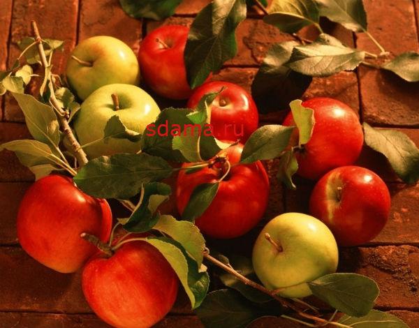 Штрудель из яблок