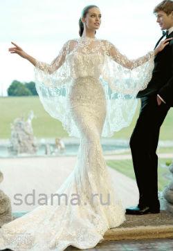 Модные свадебные платья 2013