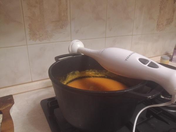 суп пюре из тыквы рецепт 8