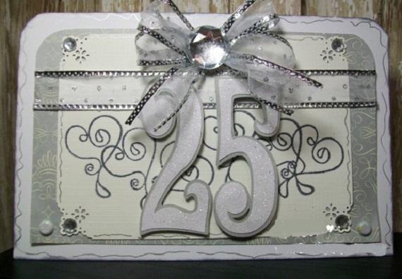 Идея сделать подарок своими руками на серебряную свадьбу 27