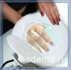 Пошаговое наращивание ногтей гелем