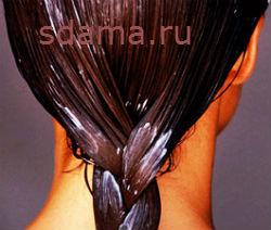 Как наносить маску для волос из майонеза