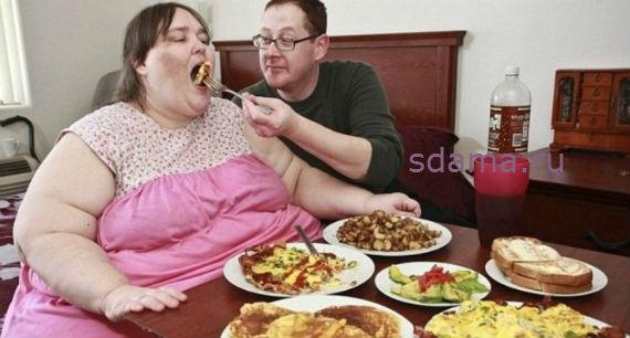 Я толстая, что делать