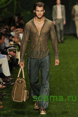 Модный мужчина