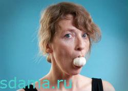 убрать запах чеснока изо рта