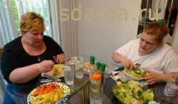 Ожирение, лечение, профилактика