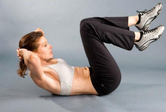 Женский фитнес