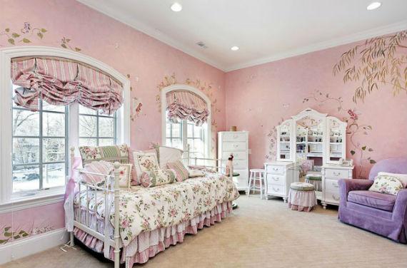 Цвет стен в спальне - как выбрать