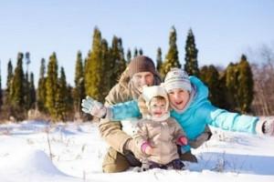 Где погулять в Москве с ребенком