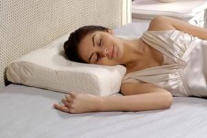 спать на ортопедической подушке