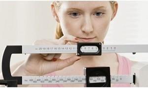 Застой веса