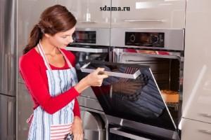 Выбор духового шкафа для кухни