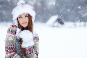 Что нужно знать о зимнем макияже