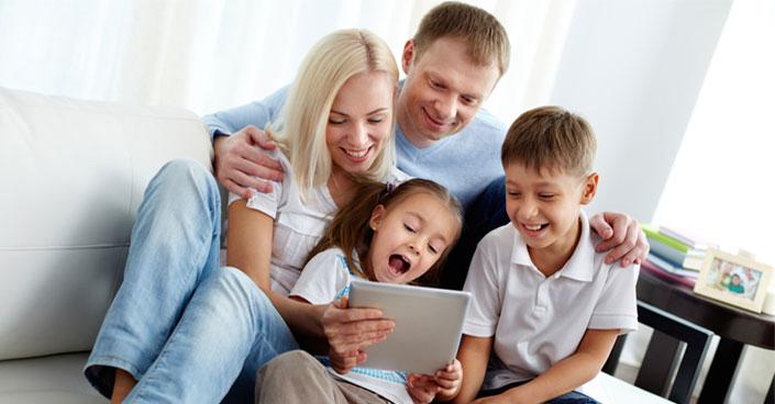Идеальная семья. Качества идеальной семьи