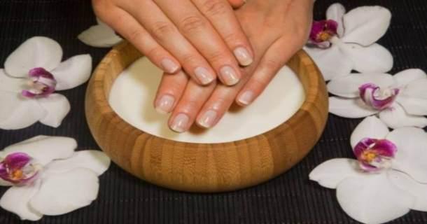 сделать кожу рук мягкой и шелковистой
