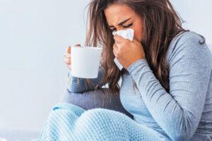 Эти 6 советов прогонят любую простуду